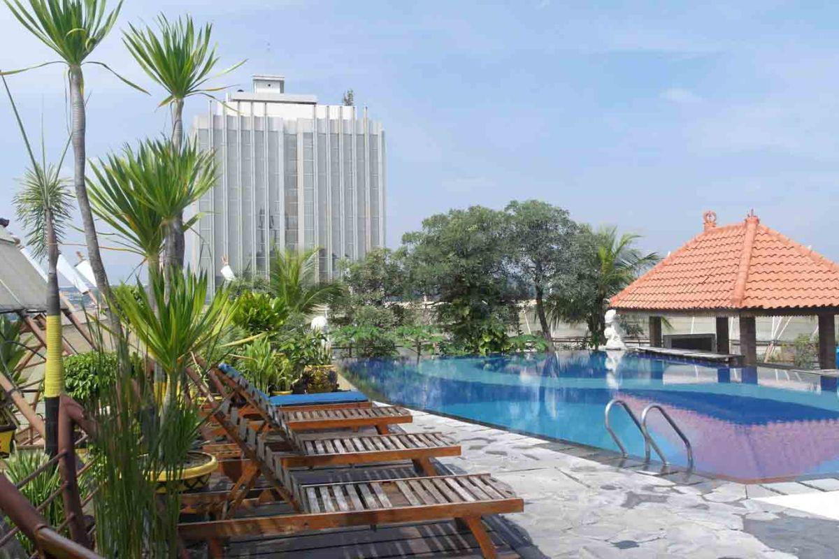 Grand Arkenzo Parkview Hotel Simpang Lima Semarang, Sehari tentang Manajemen Risiko