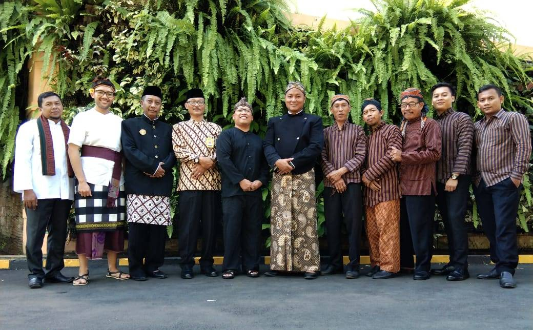 Pakaian Adat pada Peringatan Hari Kartini 2019