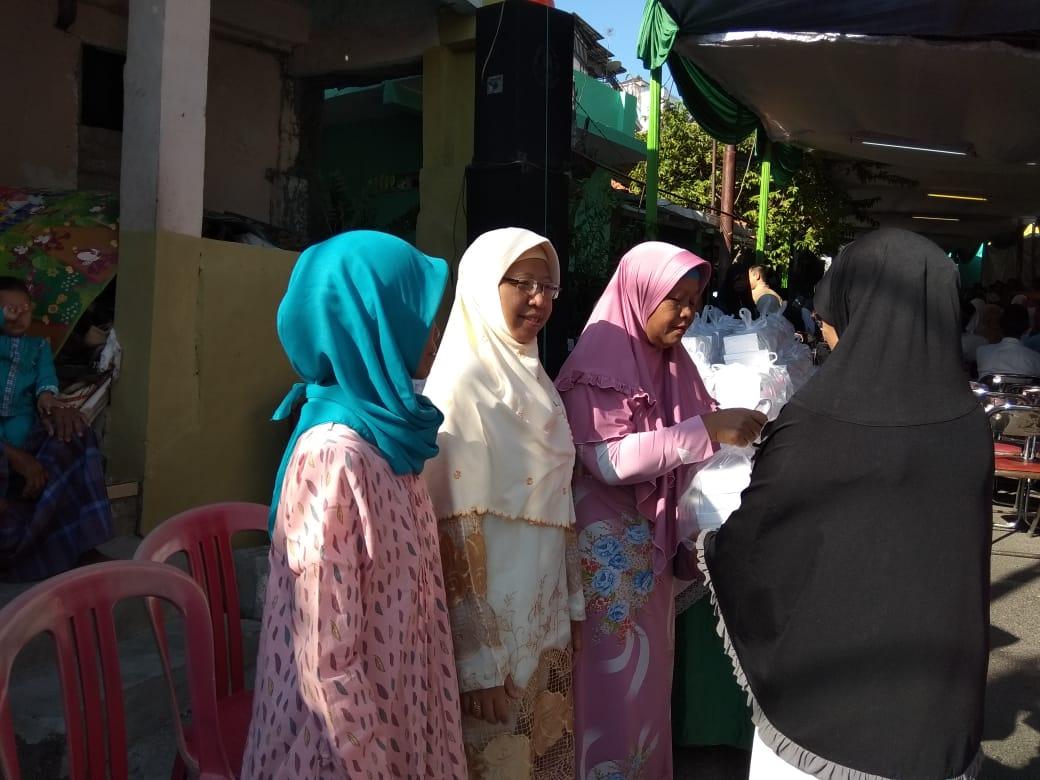 Pengajian Walimatul Safar di Rumah Pakde Juwadi