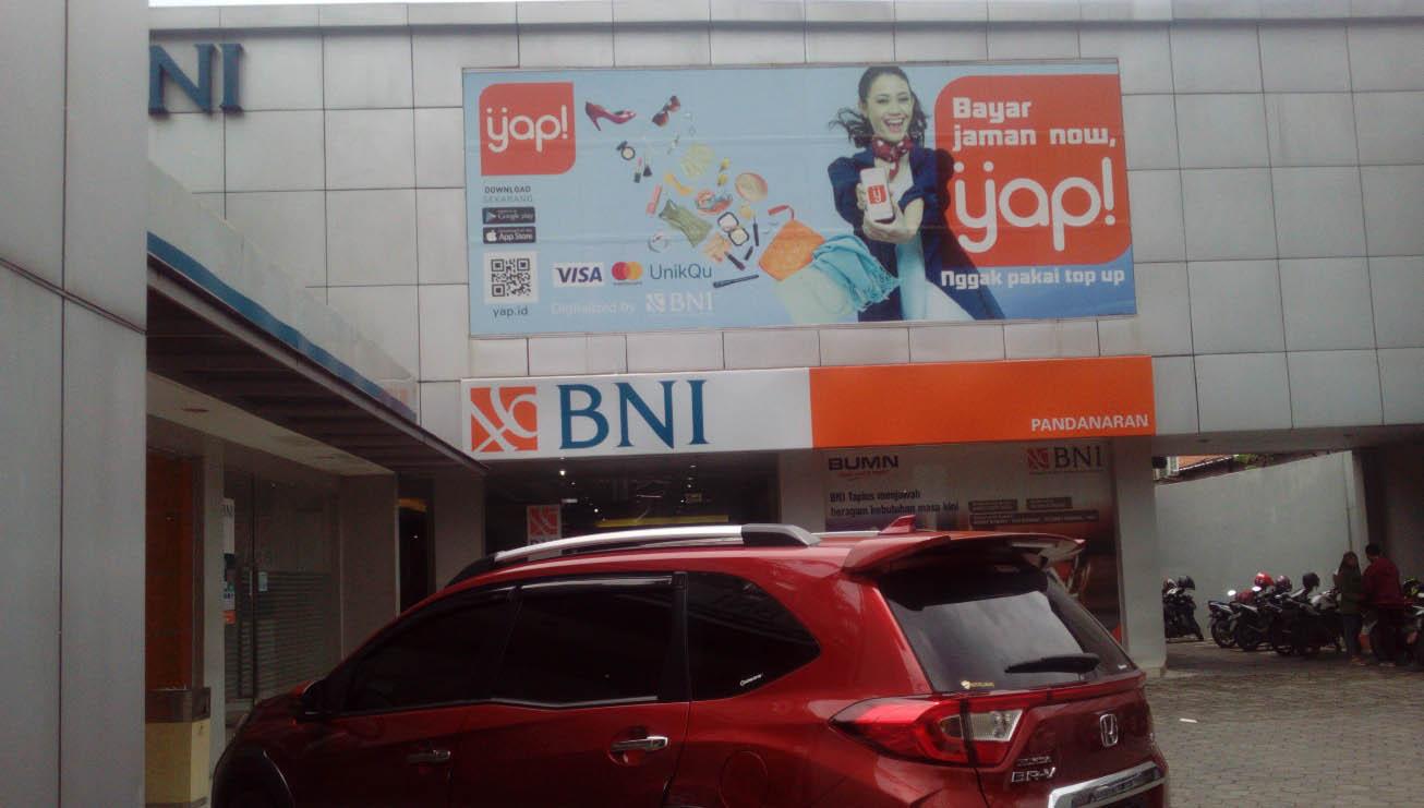 Uang Berstaples di Tolak CDM ATM Setor Tunai
