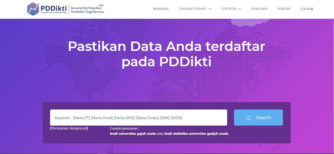 Cara Mudah Menelusuri Data di PDDIKTI dan Aplikasi SIVIL
